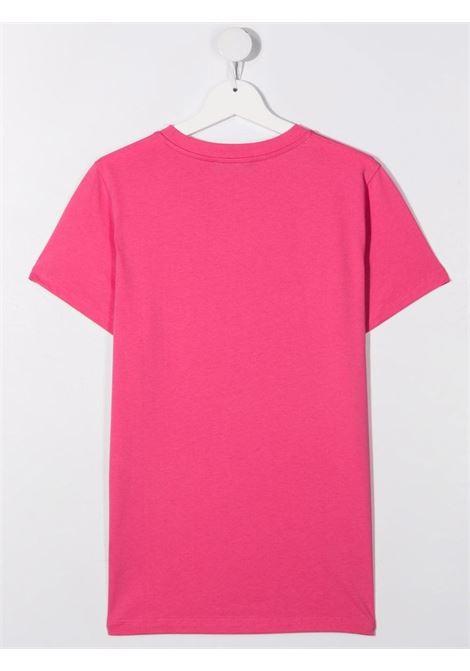 T-shirt rosa BALMAIN KIDS | T-SHIRT | 6O8651TOX390513