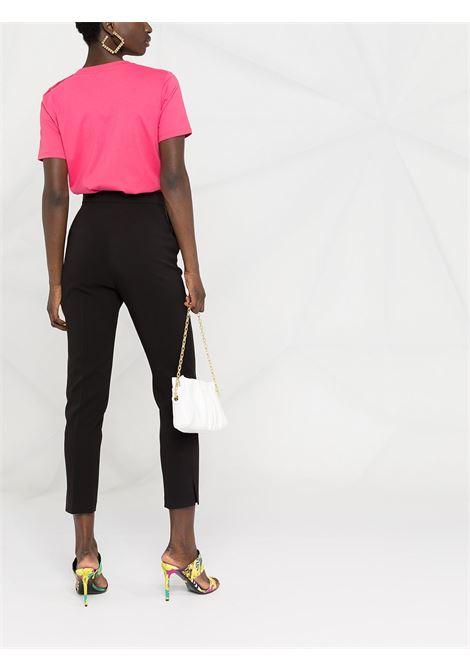 t-shirt rosa BALMAIN | T-SHIRT | VF0EF005B044OBX