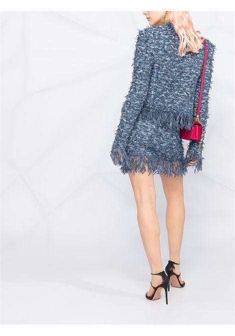 Blue skirt BALMAIN |  | VF0LB055K2606FF