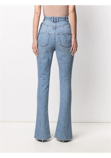 Jeans blu BALMAIN | JEANS | VF0MJ025D1136FF