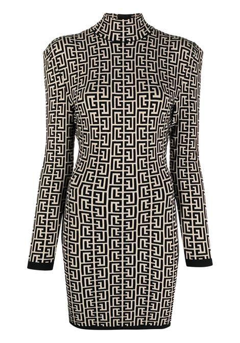 Dress BALMAIN | DRESS | VF0R8071K253GFE