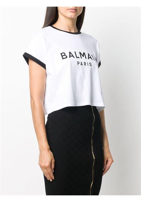 White t-shirt BALMAIN |  | VF11357B001GAB