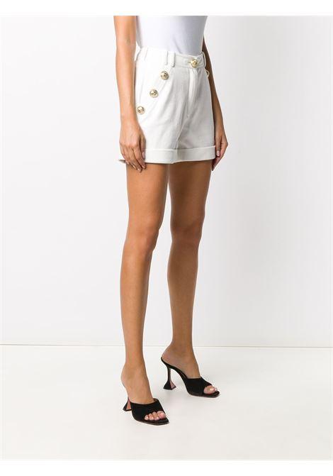 Shorts bianca BALMAIN | SHORTS | VF15010C2080FA
