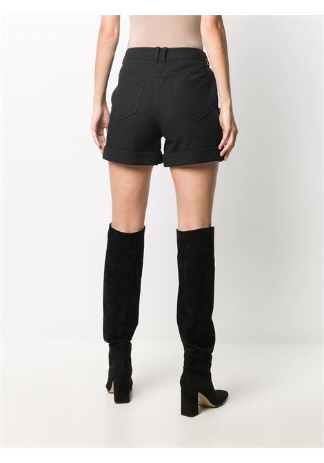 Shorts nero BALMAIN | SHORTS | VF15010C2080PA