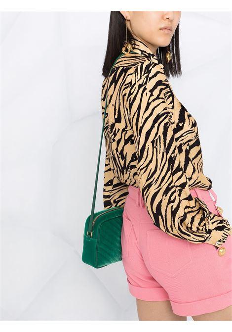 Shorts rosa BALMAIN | SHORTS | VF15010C2084KH