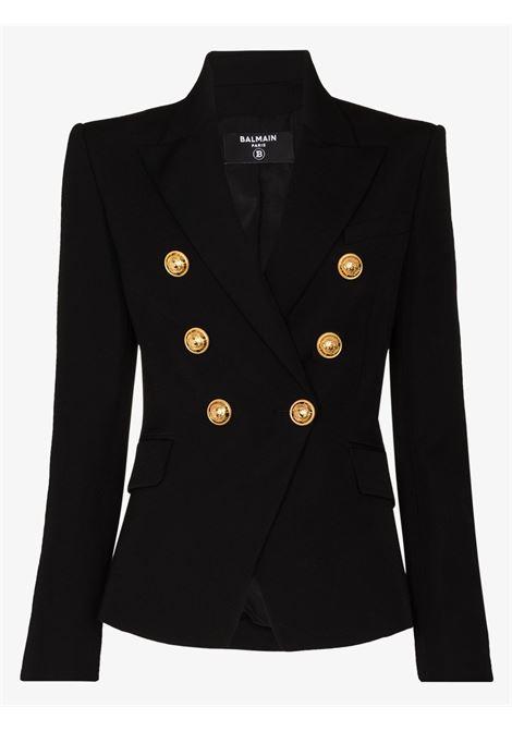 Black blazer BALMAIN |  | VF17110167L0PA
