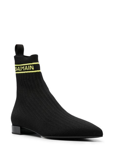 Black boots BALMAIN |  | VN0TA638TSKT0PA