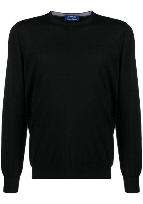Black jumper BARBA | 12990435670099