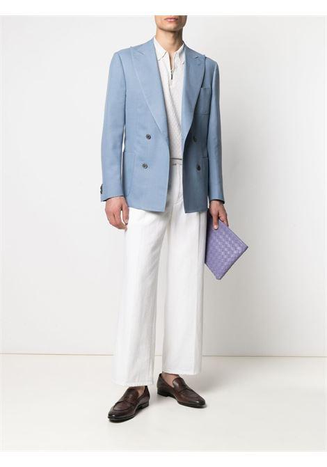 White Polo shirt BARBA | 20676575650006