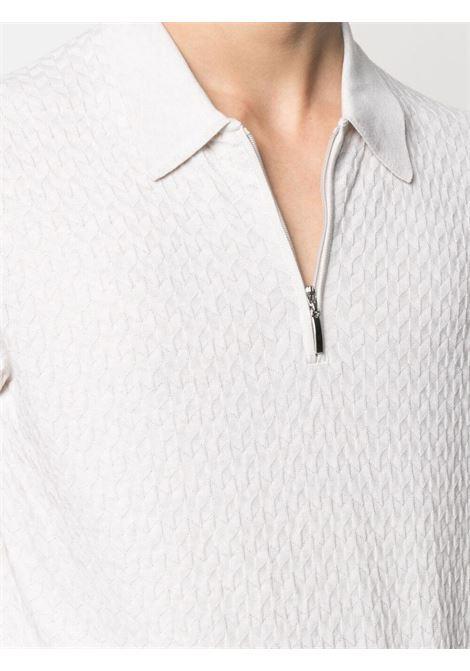 White Polo shirt BARBA | POLO | 20676575650006