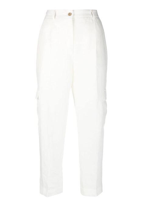 White trousers BARBA |  | CARGO200901U