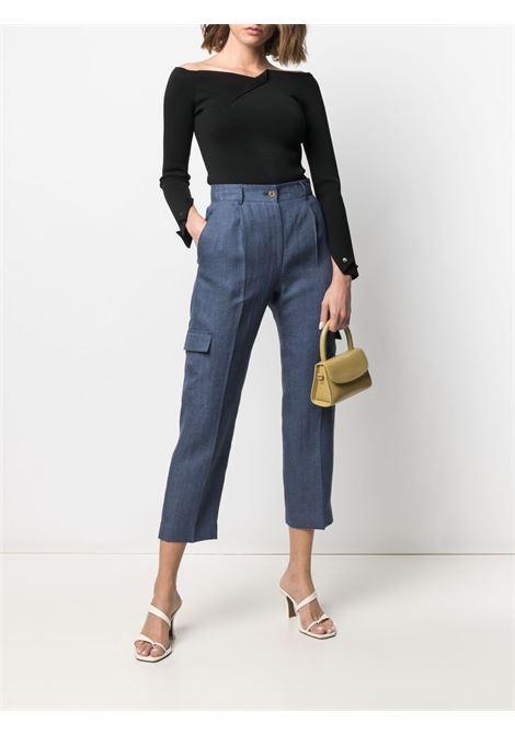 Blue trousers BARBA |  | CARGO200903U