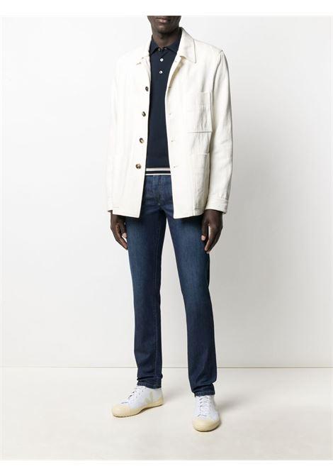 Jeans blu BARBA   PANTALONI   FIVE135610001