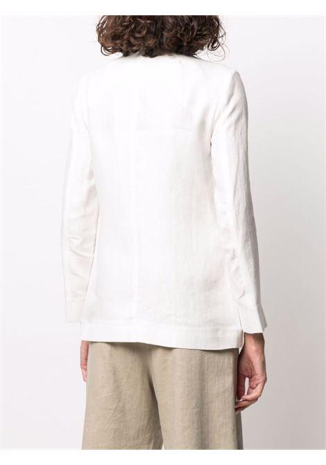 Giacca bianca BARBA | GIACCHE | GI1200901U