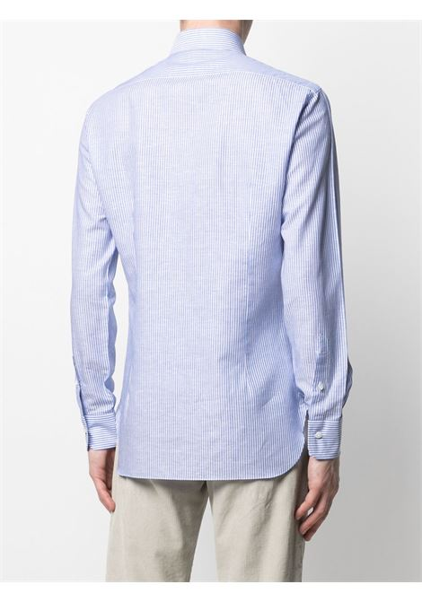 Blue shirt BARBA |  | I1U12P01701002U
