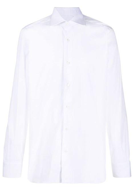 White shirt BARBA | SHIRTS | I1U13P01PZ2700U