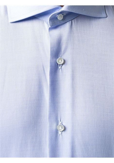 Light blue shirt BARBA | SHIRTS | I1U13P01PZ5004U