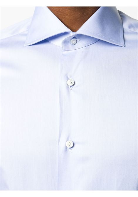 Light blue shirt BARBA |  | I1U13P01PZ5006U