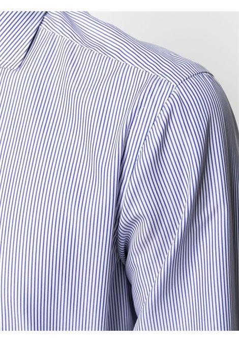 Blue shirt BARBA | SHIRTS | I1U13P01PZ5809U