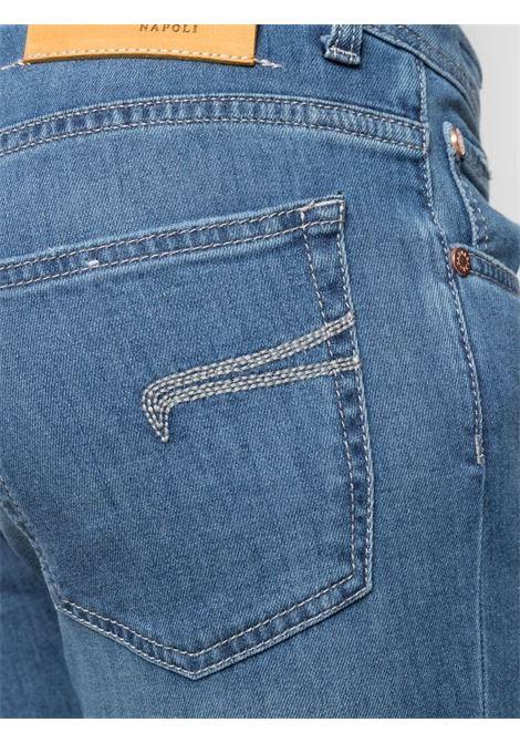 Blue jeans BARBA | TROUSERS | JFIVE141420001