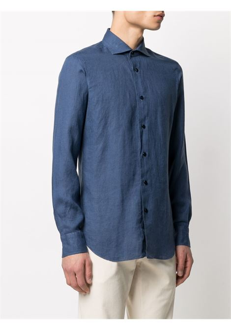 Blue shirt BARBA |  | K1U02P01704602U