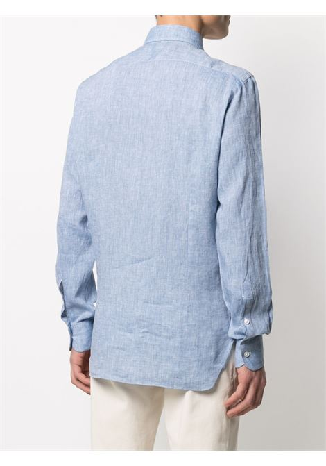 Blue shirt BARBA |  | K1U02P01705603U