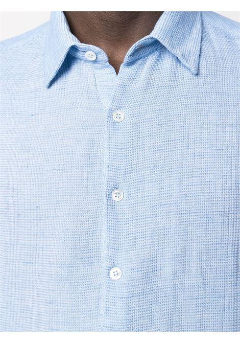 Camicia blu BARENA | CAMICIE | CAU30702603110