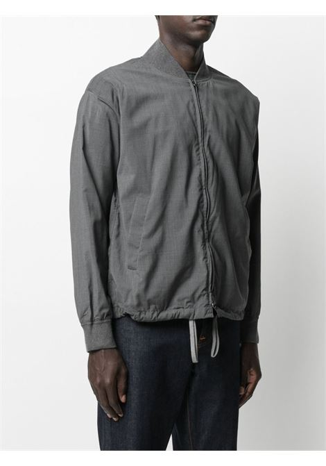 Grey jacket BARENA | OUTERWEAR | CSU30400395540