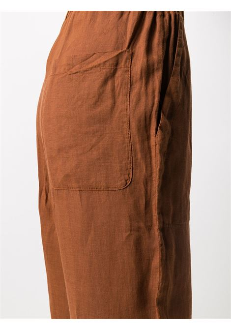 Orange trousers BARENA | TROUSERS | PAD31483007275