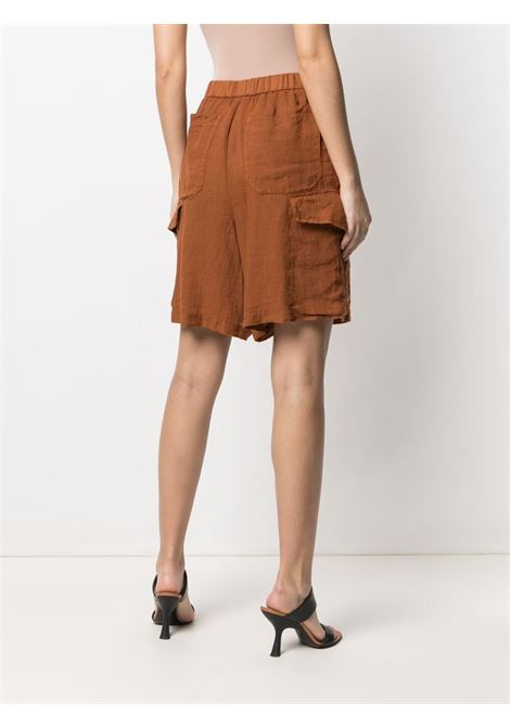 Brown shorts BARENA | SHORTS | PAD31533007275