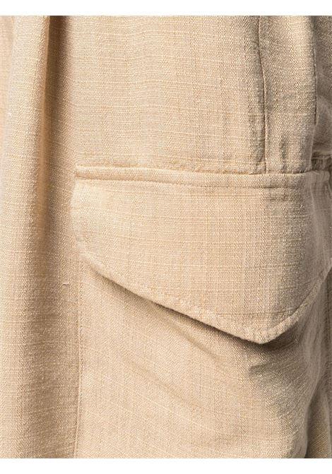 Shorts beige BARENA | SHORTS | PAD31534112205