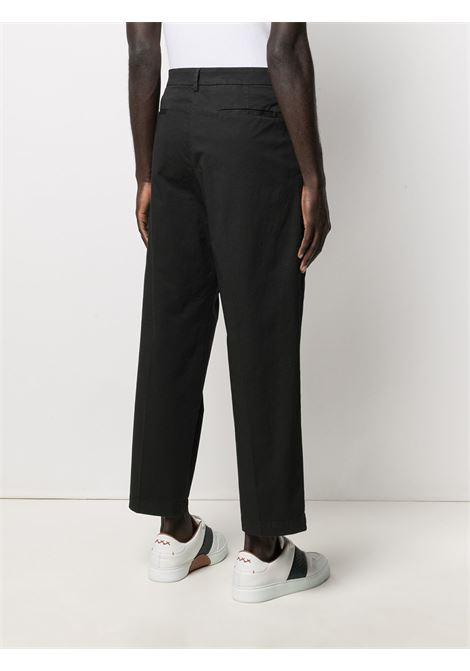 Pantalone nero BARENA | PANTALONI | PAU30832412590