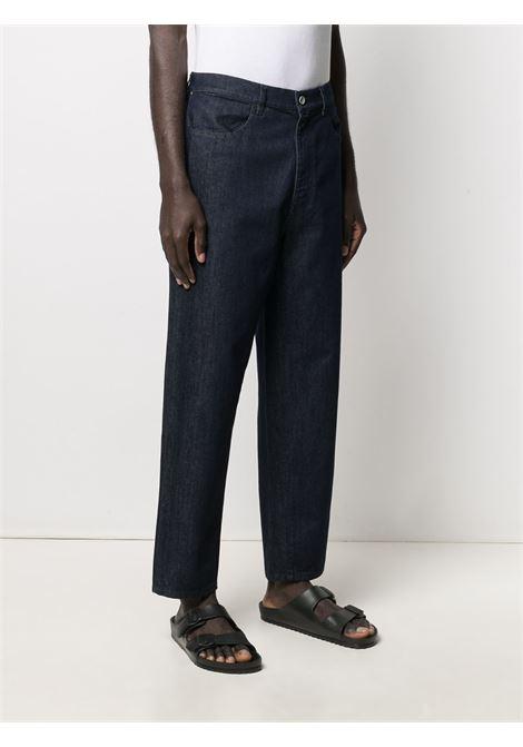 Pantalone blu BARENA | PANTALONI | PAU30842333170
