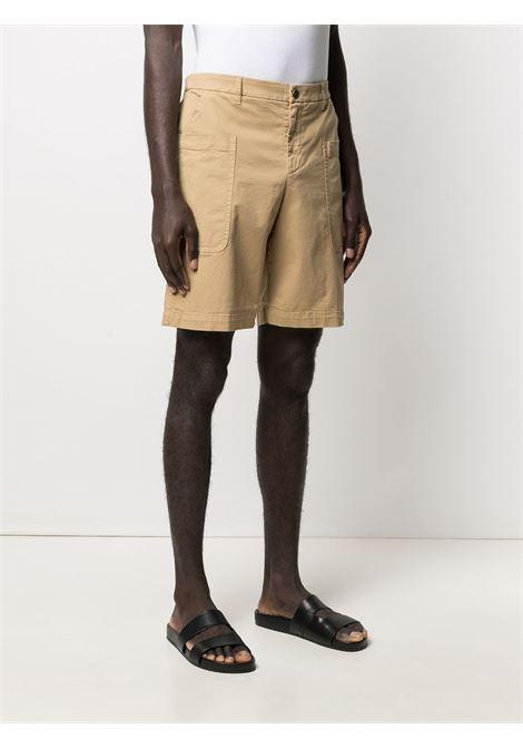Pantaloncino kaki BARENA | PANTALONI | PAU30892412360