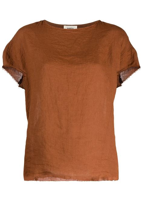 Orange t-shirt BARENA | T-SHIRT | TOP31773007275