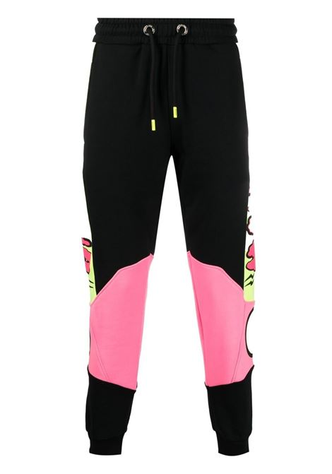 Pantalone nero BARROW | PANTALONI | 028389110