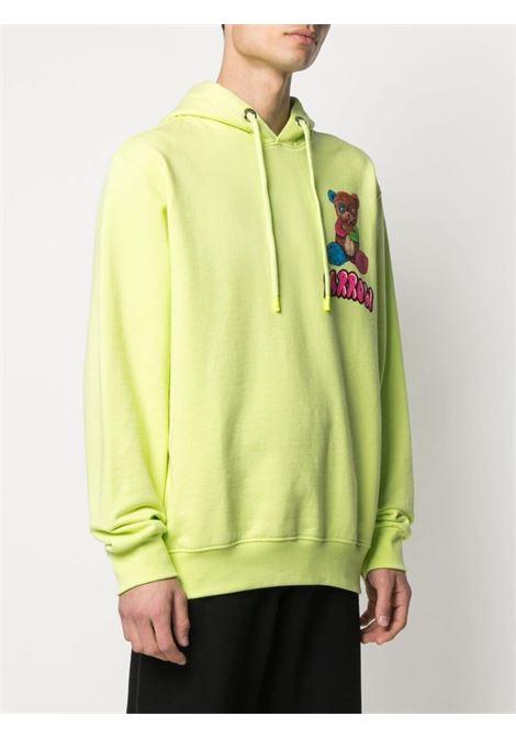 Green sweatshirt BARROW | SWEATSHIRTS | 029126023