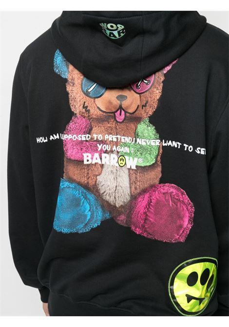 Black sweatshirt BARROW | SWEATSHIRTS | 029126110