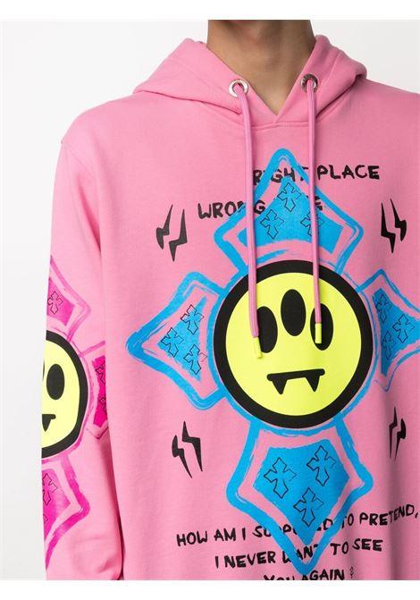 Pink sweatshirt BARROW | SWEATSHIRTS | 029128045