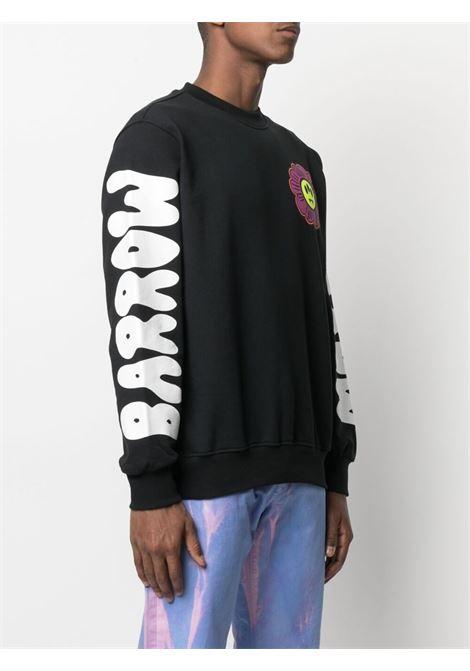 Black sweatshirt BARROW | SWEATSHIRTS | 029132110