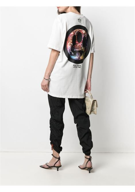 T-shirt bianca BARROW | T-SHIRT | 029136002