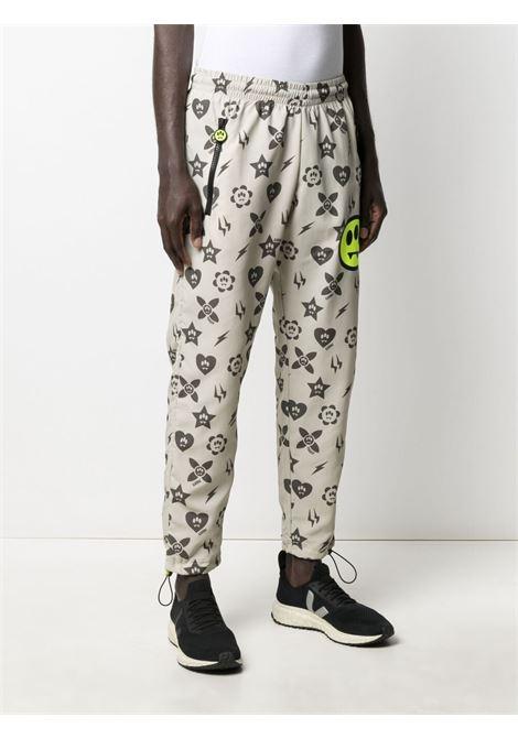 Grey track pants BARROW | TROUSERS | 029158094