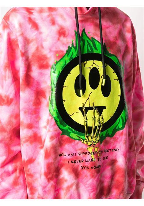 Pink sweatshirt BARROW | SWEATSHIRTS | 029298045
