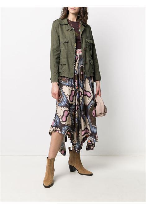 Green jacket BAZAR DELUXE |  | S6612100213