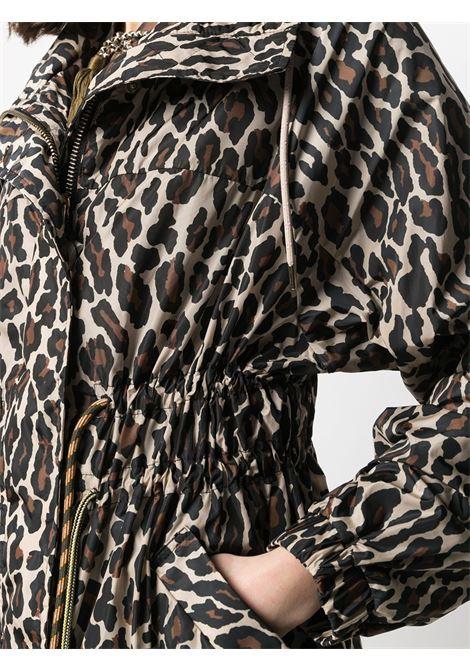 Leopard print raincoat BAZAR DELUXE |  | S6662800L281