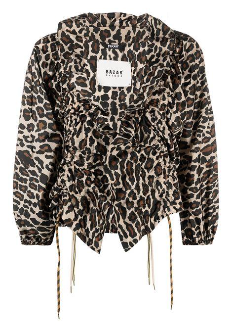 Leopard print blouse BAZAR DELUXE |  | S6812800L281