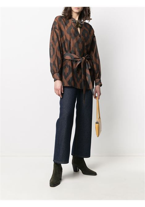 Brown blouse BAZAR DELUXE |  | S6912600262