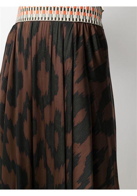Brown skirt BAZAR DELUXE |  | S6982700272