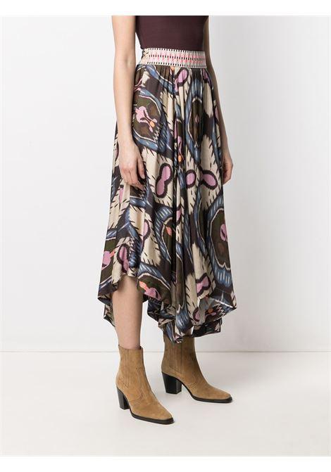 Multicolour skirt BAZAR DELUXE |  | S6982700E279