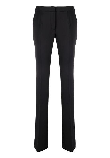 Black trousers BLUMARINE | TROUSERS | 25013140